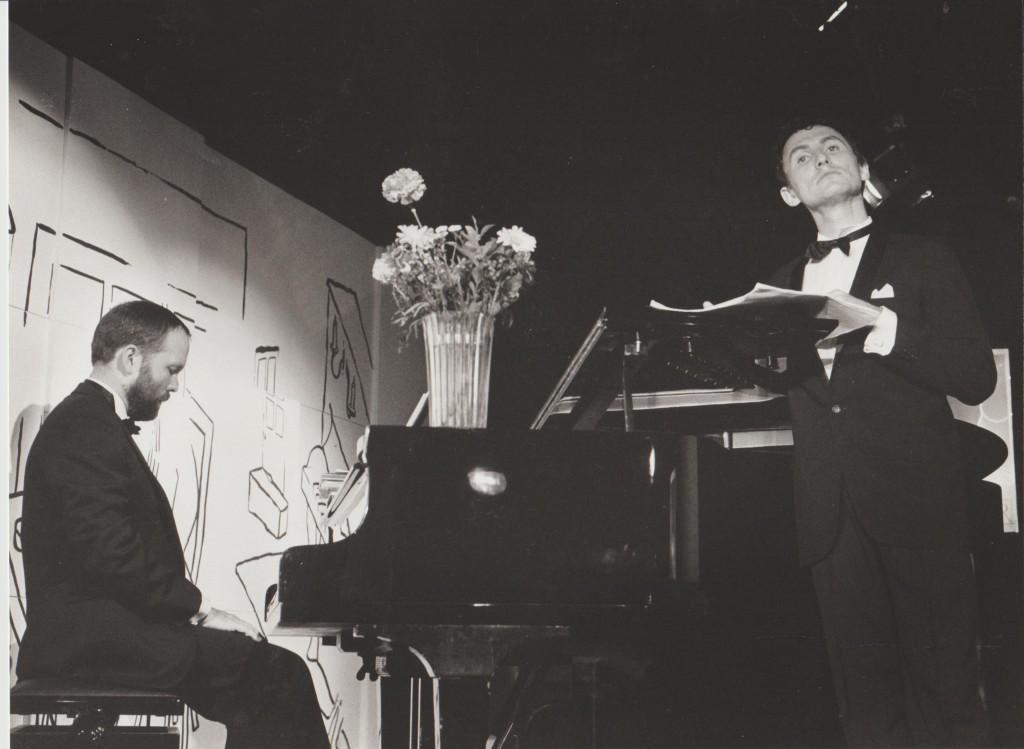 Trois soirées Erik Satie