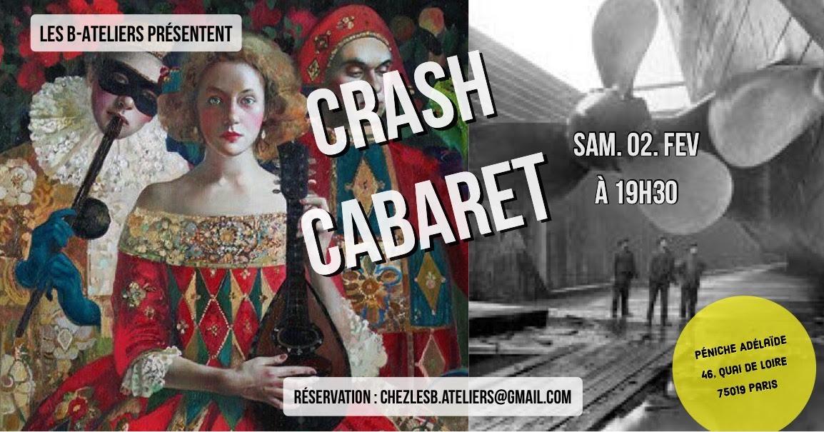 Crash Cabaret #3